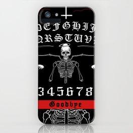 OUIJA Board Skull iPhone Case