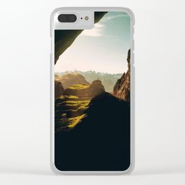 In the Light Clear iPhone Case