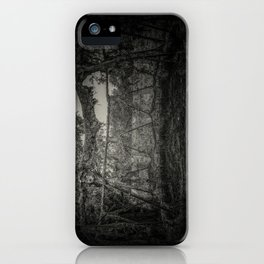 The Witch Circle iPhone Case