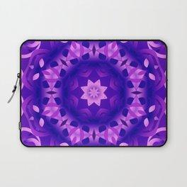 kaleidoscope Flower G186 Laptop Sleeve