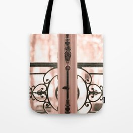 Paris in Blush Pink III Tote Bag
