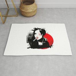 Shiina Ringo - Japanese singer Rug