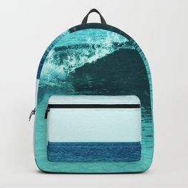 Summer Wave Backpack