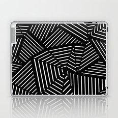 Ab Linear oom Black Laptop & iPad Skin
