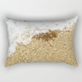 Sea Lace Rectangular Pillow