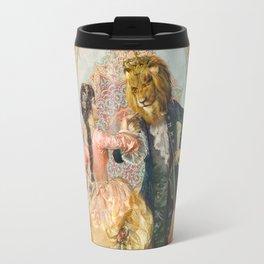 Beauty and the Beast Travel Mug