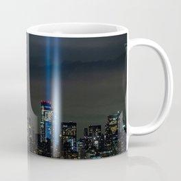 Tribute in Lights  Coffee Mug