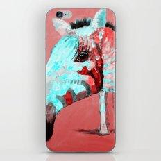 reddzebra iPhone & iPod Skin