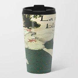 Vintage poster - La Revue Blanche Travel Mug