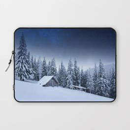 Winter Silence Laptop Sleeve