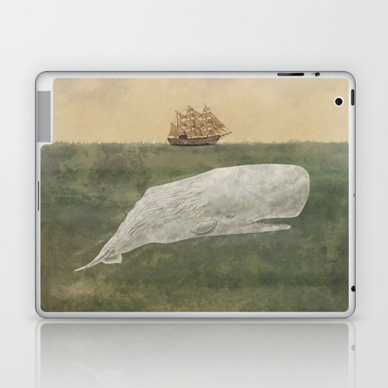 Far From Nantucket  Laptop & iPad Skin