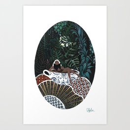 Coffee #1 Art Print