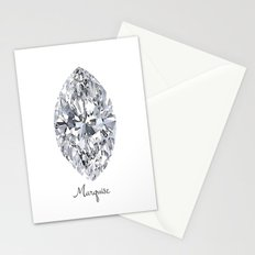 Marquise Stationery Cards