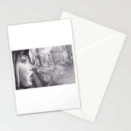 Through a Child's Eyes Stationery Cards