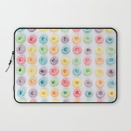 FRUIT LOOPS, PLEASE! Laptop Sleeve