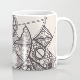 Circular Flaw Coffee Mug