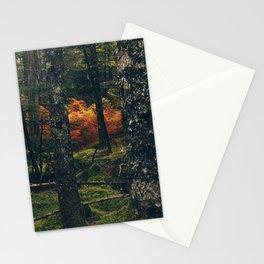 Caribou Plain Stationery Cards