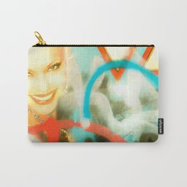 City Punk Pinup Carry-All Pouch