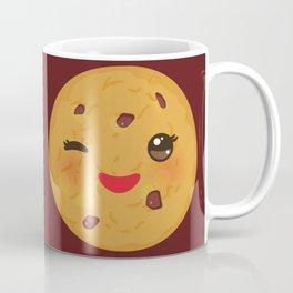 Kawaii Chocolate chip cookie Coffee Mug
