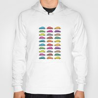 bugs Hoodies featuring Bugs!! by Cloz000