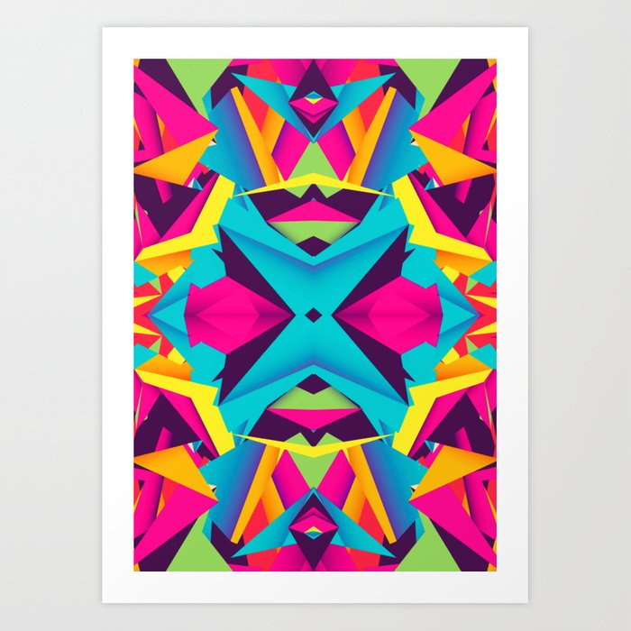 The Youth Art Print
