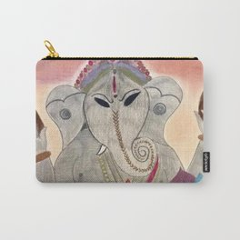 Jason's Ganesha Carry-All Pouch
