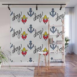 Ahoy marinero! Wall Mural