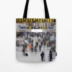 Liverpool Street Station London art Tote Bag