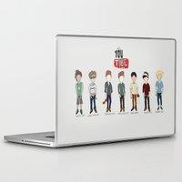 youtube Laptop & iPad Skins featuring Youtube Boys  by Natasha Ramon
