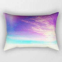Somewhere Far Away Rectangular Pillow