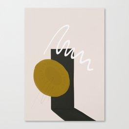 Timekeeper I Canvas Print