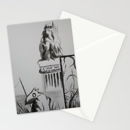 A Cheap Joke and a Forgery Stationery Cards