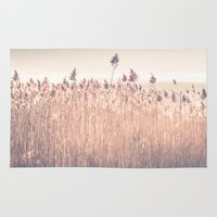 cape cod Area & Throw Rugs featuring Cape Cod Salt Marsh by ELIZABETH THOMAS Photography of Cape Cod