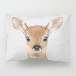 Baby Deer - Colorful Pillow Sham