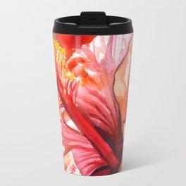 Tropical Hibiscus 2 Travel Mug