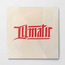 illmatic Metal Print