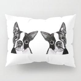 Boston Terrier Pillow Sham