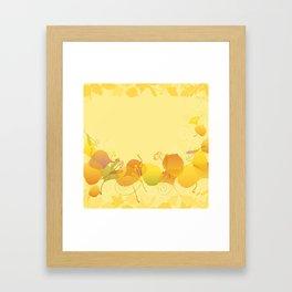 Beautiful Autumn Framed Art Print