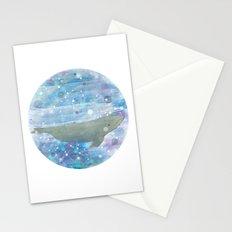Illustration Friday: Round Stationery Cards
