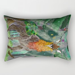 Lord of the Forest Rectangular Pillow