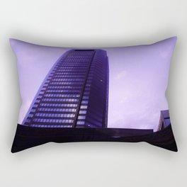 catch me @ the top Rectangular Pillow