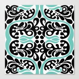 C13D Swirl Pattern Canvas Print