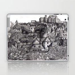 Black and White 4 Laptop & iPad Skin