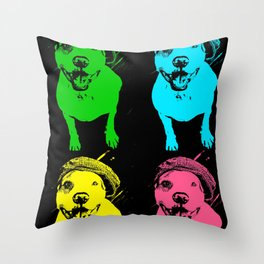 BoPop Throw Pillow