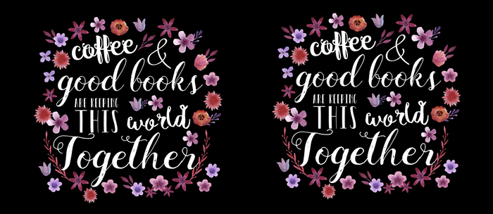 Good Coffee & Books Coffee Mug