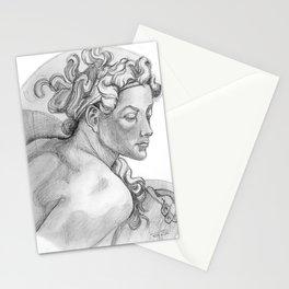 Ignudi Sistine Chapel Stationery Cards