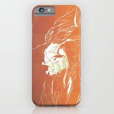 Frambuesas iPhone 6s Slim Case