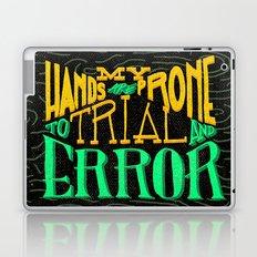 Trial and Error Laptop & iPad Skin