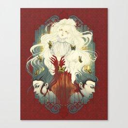 Crimson Peak Canvas Print