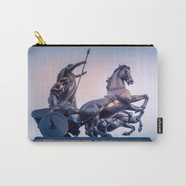 Art Piece by Chris Karidis Carry-All Pouch